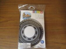 "1 Tire Tube Swim Ring, 36"" by Intex Recreation"