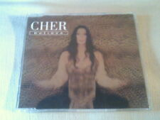 CHER - BELIEVE - UK CD SINGLE - PART 1