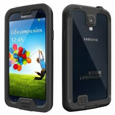 Genuine LifeProof NUUD WATERPROOF caso Samsung Galaxy S4 Mobile Cover Telefono Cellulare