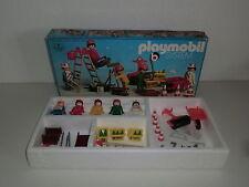 Playmobil Klicky 3200 Exklusiv Set Baustelle Bauarbeiter Bierkasten V2 Ovp