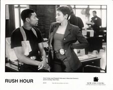 Rush Hour 8x10 Black & white movie photo #2674