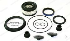 1961-69 Lincoln Power Steering Pump Rebuild Kit + Filter & Timing Cover Seal