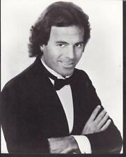 Julio Iglesias face close up Me Olvidé de Vivir 1980 original movie photo 18651