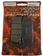 NEW! Organic Disc Brake Pads Motorcycle ATV Honda CB600 CBR600 RS125 H1071-O