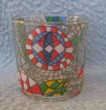 Chupito Cristal Gaudi Barcelona Spain Souvenir Shot Glass