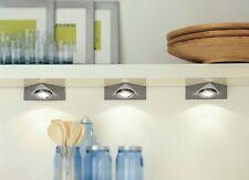 NEU Küchen Leuchte Unterbauleuchte Schrankbeleuchtung Lampe 3er Set 59000-17-10