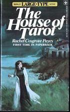 House of Tarot Rachel Cosgrove Payes Berkley Medallion 1975 Paperback Gothic
