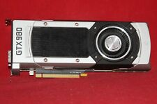 PNY Nvidia GeForce GTX 980, 4GB GDDR5, PCI Express 3.0 x16 Graphics Card