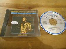 CD Jazz Donald Harrison Quintet - For Art's Sake (7 Song) CANDID DA MUSIC jc