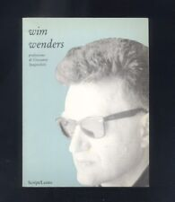 Bruno Di Marino -  Wim Wenders -  Dino Audino Script/Leuto 1992 cinema tedesco R