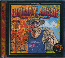 Triple M MMM Ultimate Aussie BBQ Sountrack 2-disc CD NEW Cold Chisel  The Angels