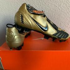 Nike Total 90 Laser FG Nocken Gold Edition Gr. 41 NEU New