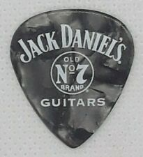 Jack Daniels Old No.7 Brand Band Tour Concert Guitar Pick Collectible