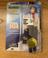 New Mego Married With Children Al Bundy 8'' LE Action Figure Sealed