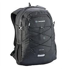 Caribee Helium 30LT Laptop Tablet School Backpack Day Pack BLACK