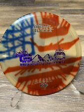 Flag Dye Buzzz GMC Stamp