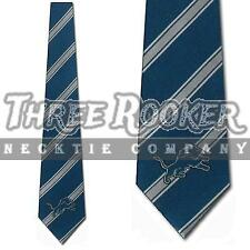 Lions Necktie Mens Officially Licensed Detroit Lions Ties NWT FREE SHIPPING