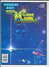The Magic Crystal 1 by Moebius & Marc Bati 1990 SC GN 56 pp VF+ Heavy Metal Art