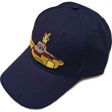 More details for official licensed - the beatles - yellow submarine blue baseball cap lennon