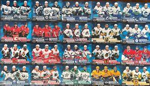 2020-21 Tim Hortons Hockey - Franchise Trios - UPICK - McDavid Matthews Price