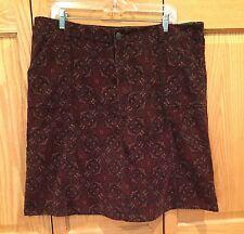8c44af5bba Eddie Bauer Corduroy Floral Skirts for Women for sale | eBay