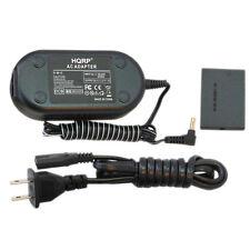 HQRP Adaptador de CA y Acoplador CC para Canon ACK-DC30, NB-5L; S100, SD700 IS