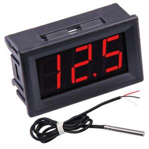 Thermometer Anzeige Modul kompatibel mit DS18B20 Sensor Dallas Digital 1-15 Mete