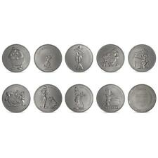 75006 Collector 9 médailles Astérix, Monnaie de Paris