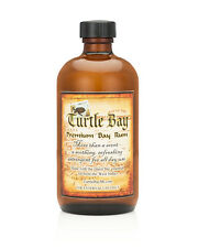 Turtle Bay 8 oz. Premium Bay Rum with Bay Essential Oil in Glass Bottle