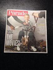 Parade Magazine March 2, 2014 Ellen DeGeneres Academy Awards Oscars