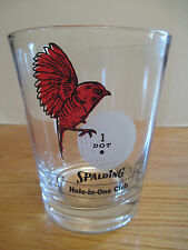 """SPALDING Hole-In-One DOT 4.25"""" Glass"""