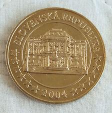Slovacchia 2004 Kit MODELLO di prova 5 EURO