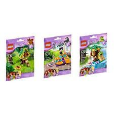 41017 41018 41019 ANIMALS SERIES 1 lego friends cat turtle squirrel ALL 3 set