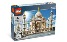 Lego Sculptures 10189 Taj Mahal New Sealed