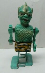 1960's Marx Toys Son of Garloo Wind-Up Monster Toy Works No Reserve