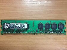 KINGSTON 1 GB PC2-4200, DDR2 SDRAM, 533 MHz, DIMM KVR533D2N4/1GB (2 GB 4 GB 8 GB)