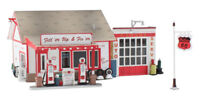 New Woodland HO Built-N-Ready Structure Fill'R Up & Fix'R BR5025