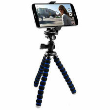 "Arkon MG2TRIXL 11"" Tripod Mount with Phone Holder for Mobile Smartphones Phones"