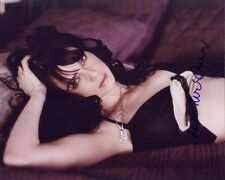 Mia Kirshner signed W/ COA 8x10 autograph photo The L Word