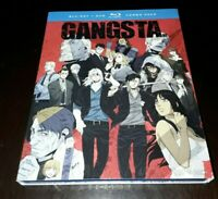 Gangsta Complete Series Bluray + DVD  BRAND SPANKING NEW  English