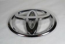 TOYOTA TUNDRA GRILLE EMBLEM GENUINE OEM GRILL CHROME BADGE sign symbol logo