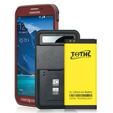 3200mAh Replacement Slim Battery + Charger For Samsung Galaxy S5 Active G870A