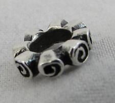 Auténtica Pandora Rosas Espaciador encanto plata 925ALE 790176