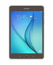 Samsung Galaxy Tab A 4GX 16GB, Wi-Fi + 4G, 8in - Charcoal Tablet