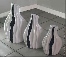 Dekorative Vasen im Art Deco-Stil
