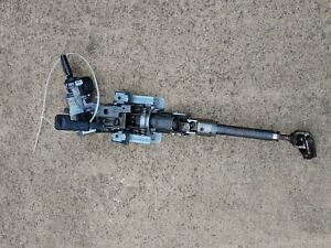 07-12 ACURA RDX STEERING WHEEL  COLUMN W/INGITION AND KEY OEM 53200STKA04