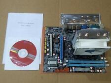 GAME-BUNDLE: intel P55 Mainboard + i5-750 (4x, 3.20 GHz max.) + Power-Cooler