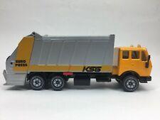 "SIKU Die-cast Metal Super 1/55 Mercedes KSG EuroPress Refuse Garbage Truck 7"""