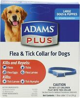 ​Adams Plus Flea & Tick Collar for Large Dogs, 7 month Protection
