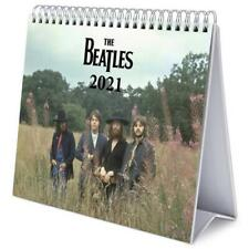 The Beatles Desktop Calendar 2021 Official Licensed Product
